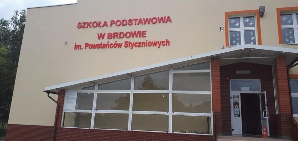 Szkoła Podstawowa im. Powstańców Styczniowych w Brdowie
